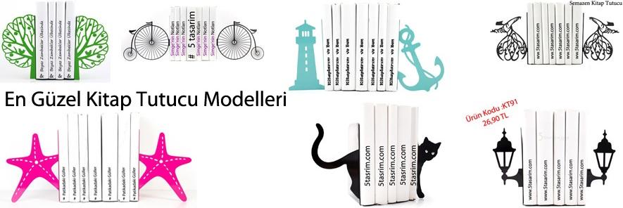 kitap tutucu modelleri burada